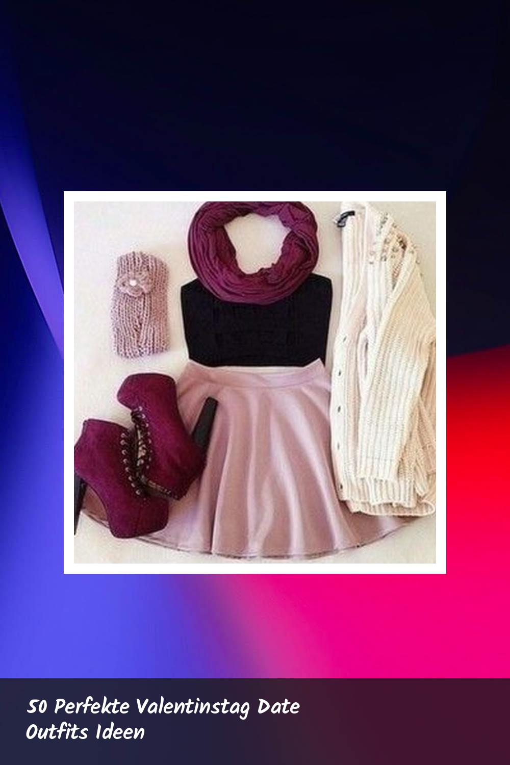 50 Perfekte Valentinstag Date Outfits Ideen 2
