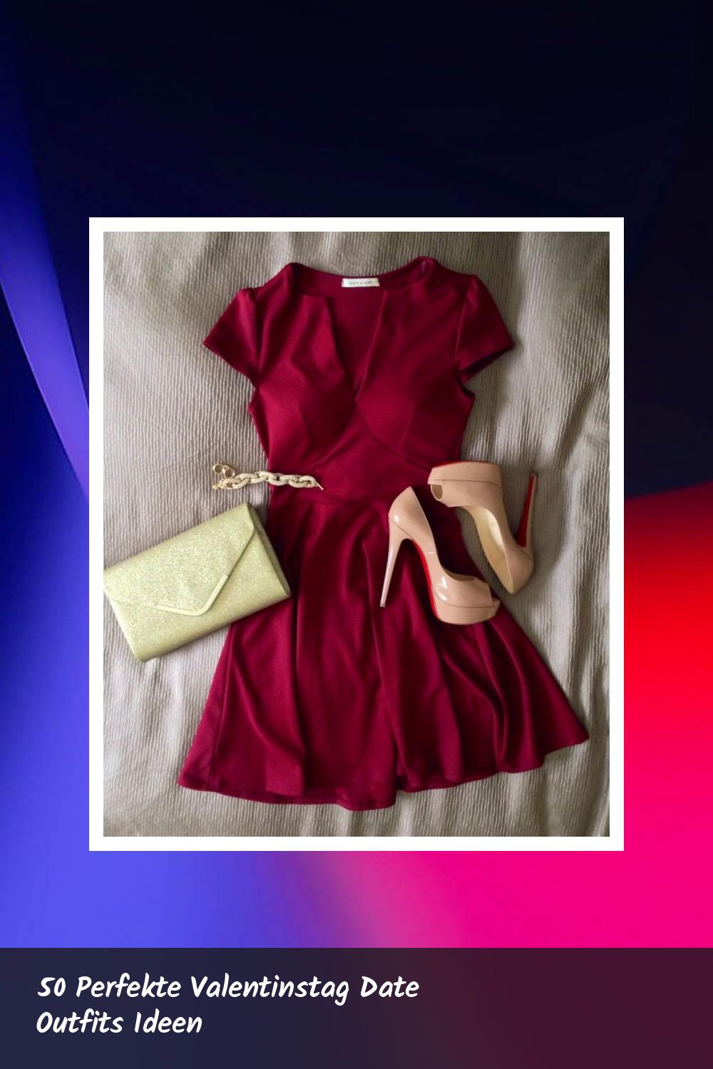 50 Perfekte Valentinstag Date Outfits Ideen 6